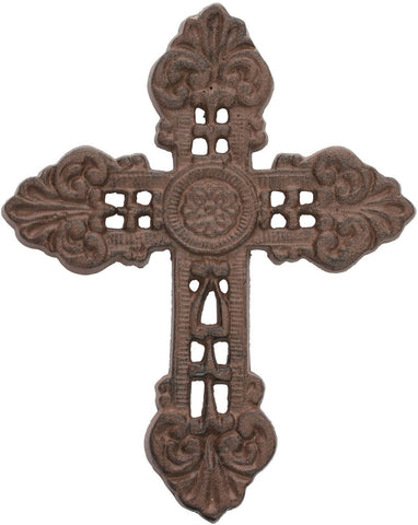 Medium Cast Iron Cross