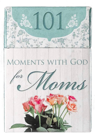 Box of Blessings - 101 Moments with God for Moms