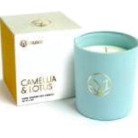 Soy candle Camilla and lotus