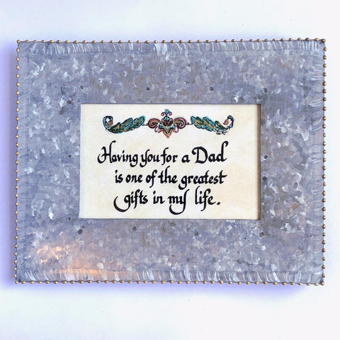 Unique Father's Day Gift Dad quote
