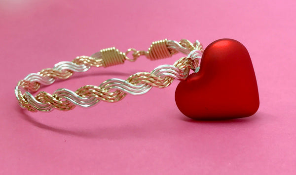 Pure Love Ronaldo Bracelet stackable