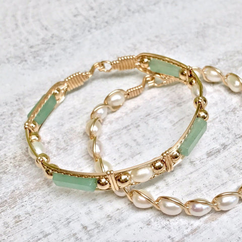 Ronaldo Bracelet Stack Jade Gift Boutique More Than Words
