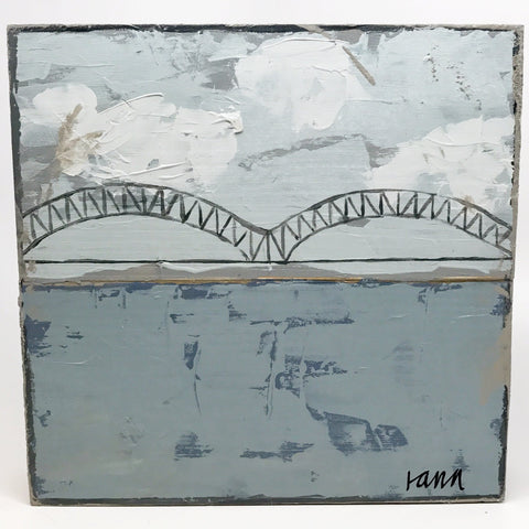 MEMPHIS BRIDGE BLOCK PAINTING