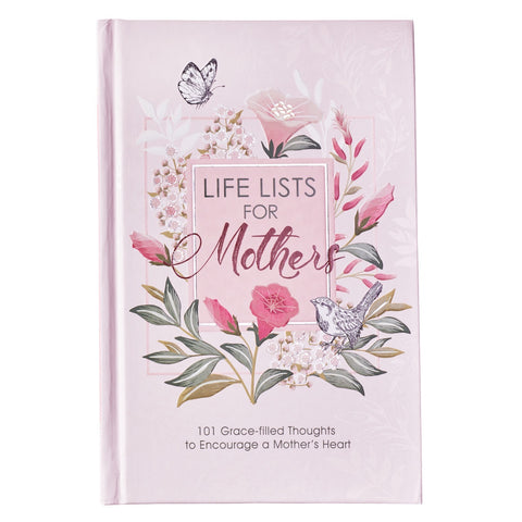 Life Lists for Mothers Book
