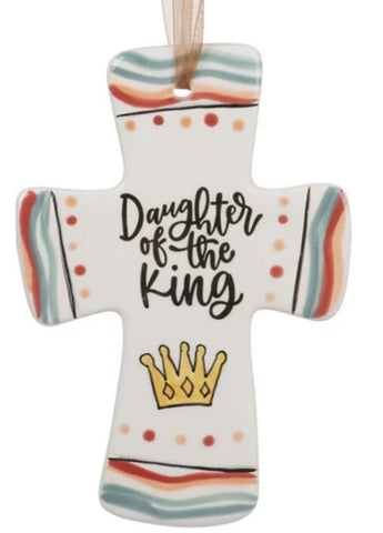 Cross Daughter of the king