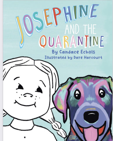 Josephine and the Quarantine Book