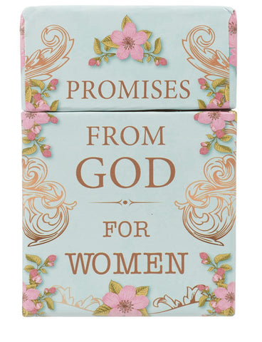 Box of Blessings Promises from God for Women Quotes and Verses