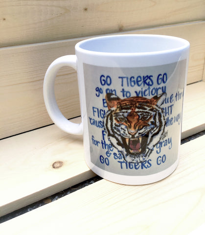 SEC Mug  U of M TigerMemphis