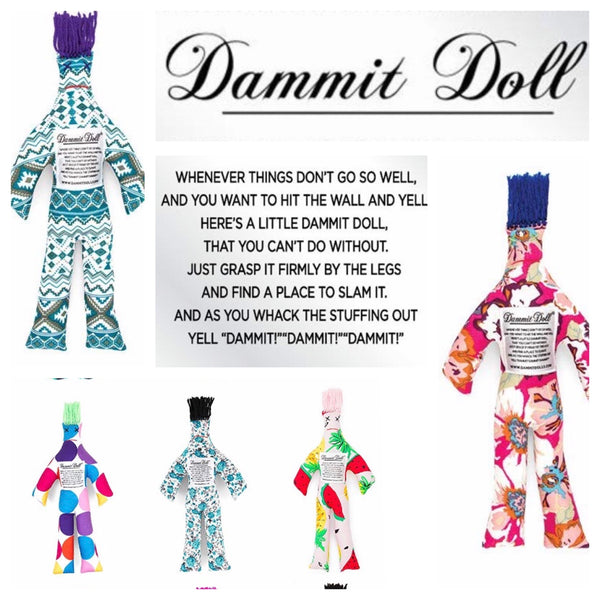 Dammit Doll Assorted Styles