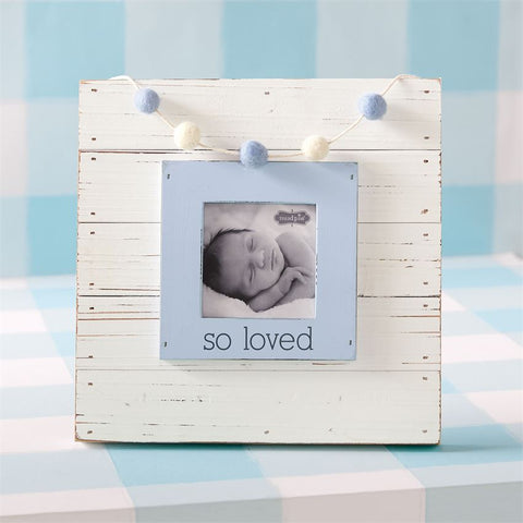 So Loved Garland Frame