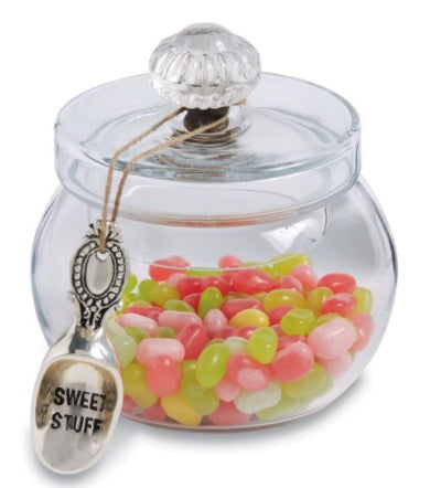 Sweet Jar Door Knob with Spoon