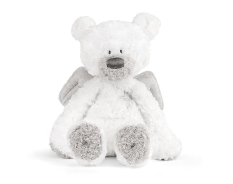 Guardian Angel Bear White