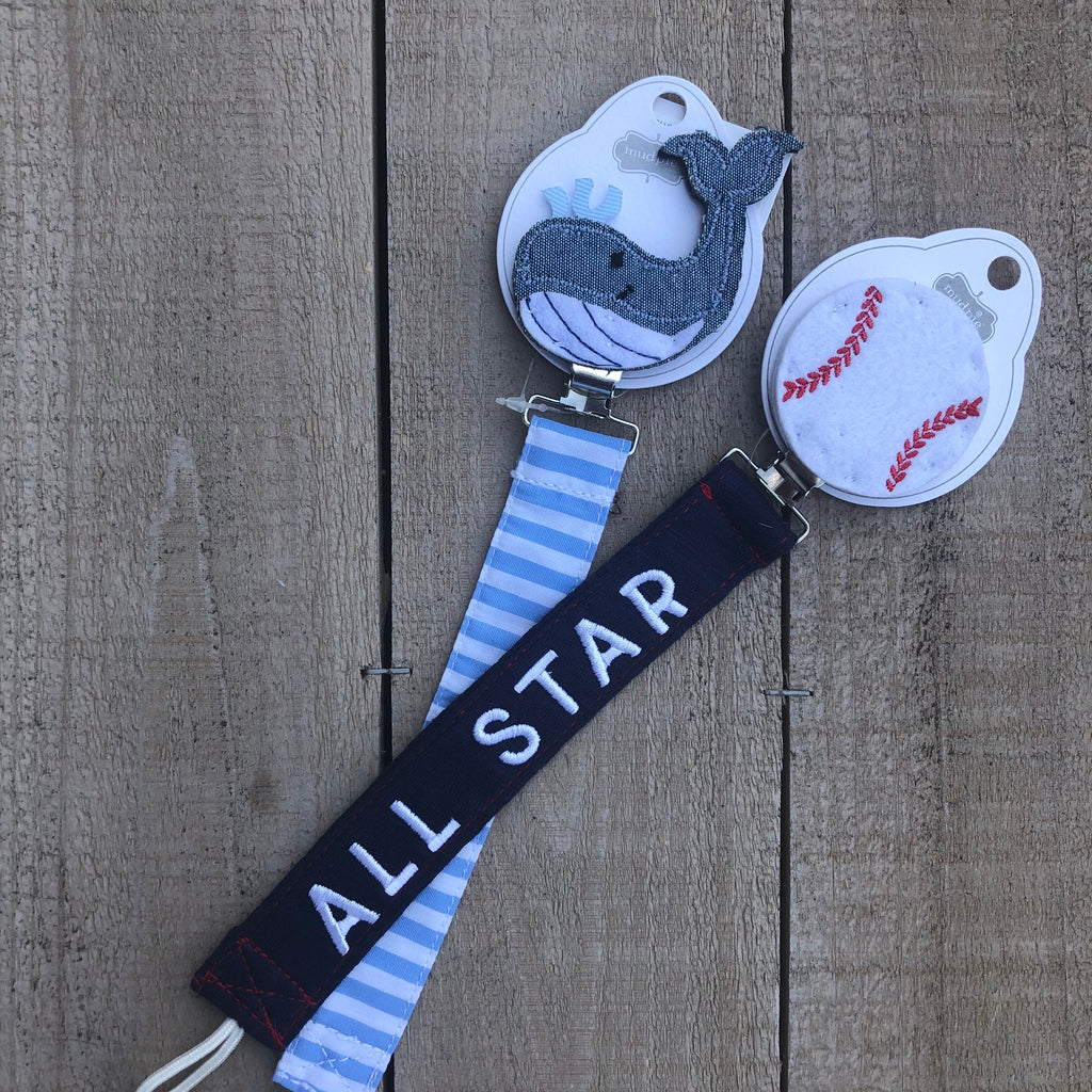 All Star Baseball Pacy Clip