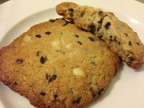 Paleo Macadamia Cacao nibs cookies recipes