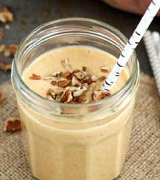Paleo Sweet Potato Smoothie Recipe