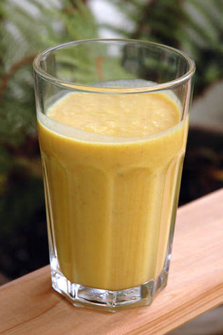 Paleo Turmeric Smoothie Recipe