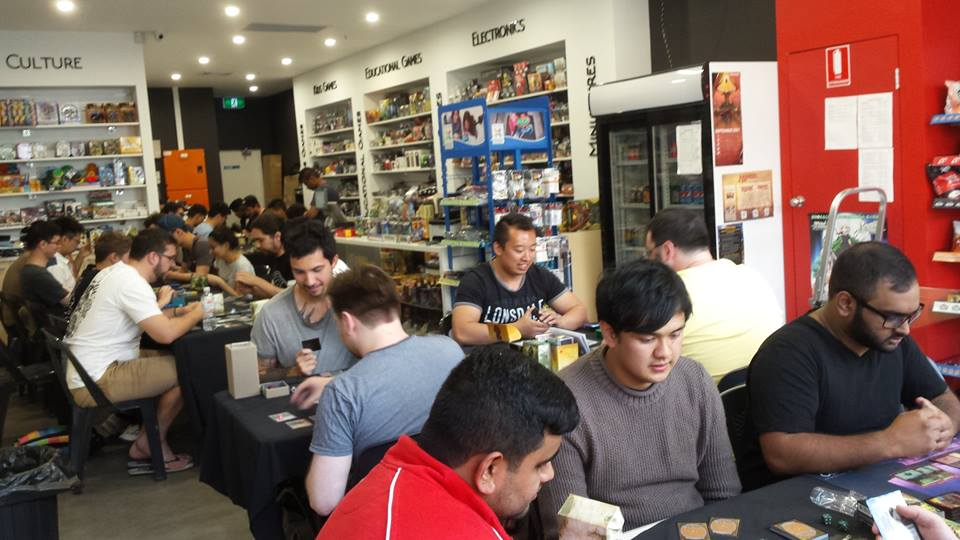Successful MTG Ixalan Prerelease