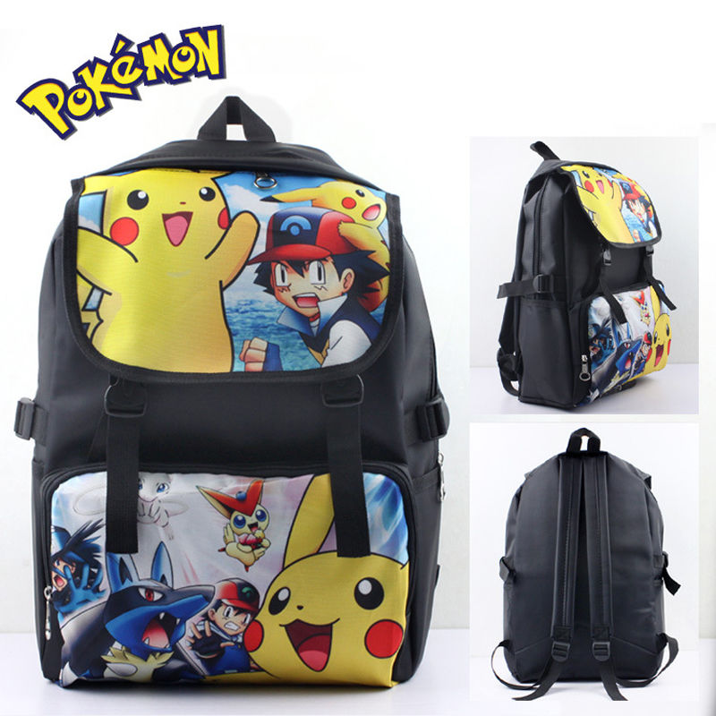 Free Pokemon School Bag Promotion