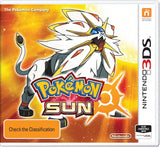 3DS Pokemon Sun