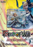 Force of Will Alice Origin Faria Starter Deck