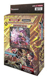 BFE-X-TD03 Future Card Buddyfight Trial Deck Vol.3-Thunderous Warlord Alliance (Release date 20/10/2017)