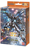 Bandai Carddass GUNDAM CROSS WAR pre-constructed starter deck GCW-ST2 The Descending Sword