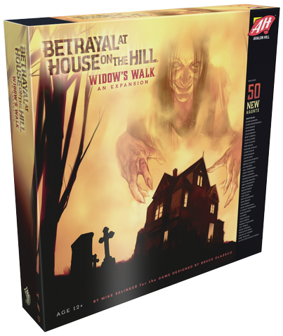 Betrayal at House on the Hill Widows Walk