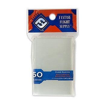 Board Game Sleeves Mini European