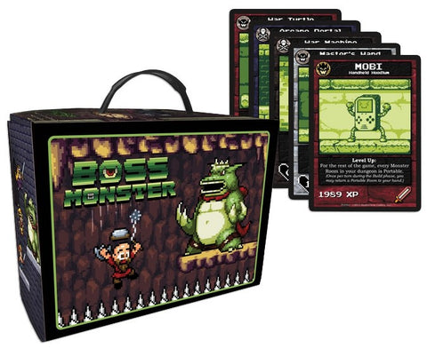 Boss Monster Collector Box (Includes 11 All New Boss Monster Cards)