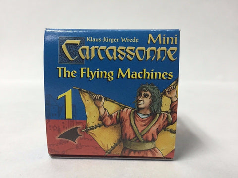 CARCASSONNE MINI EXPANSION #1 Flying Machines