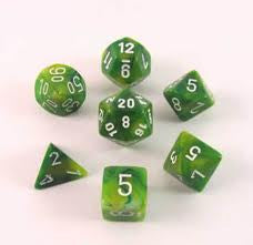 CHX 27485 Phantom Green/white 7-Die Set