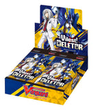 Cardfight Vanguard V Booster Box Vol. 04 (VGE-V-BT04) Vilest! Deletor-English (Release Date 22/03/2019)