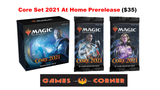 MTG Core Set 2021 At Home Prerelease Package  (Release Date 26/06/2020)