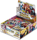 DRAGON BALL SUPER CARD GAME Series 10 (DBS-B10) Rise of the Unison Warrior Booster Box (Release Date 17/07/2020)