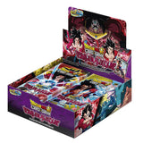 DRAGON BALL SUPER CARD GAME Series 11 [DBS-B11] Unison Warrior Vermilion Bloodline Booster Box (Release Date 09/10/2020)
