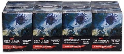D&D Icons of the Realms Monster Menagerie 2 Booster BRICK