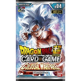 Dragon Ball Super Card Game Colossal Warfare Booster Box B04 (Release date 13/07/2018)-Games Corner