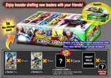 Dragon Ball Super Card Game Draft Box 01 (Release date 8 December 2017)
