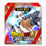Dragon Ball Super Card Game Gift Box (Release date 9/11/2018)