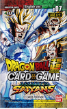 Dragon Ball Super Card Game Series 7 (DBS-B07) Assault Of The Saiyans Booster Box (Release Date 02/08/2019)