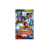 Dragon Ball Super Card Game Series 9 Booster Pack B09 Universal Onslaught (Release Date 14/02/2020)