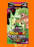 Dragon Ball Super Card Game Rising Broly SD08 Starter Deck (Release Date 15/03/2019)