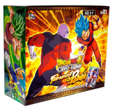 Dragon Ball Super Card Game Themed Booster Box TB01 The Tournament Of Power (Release date 25/05/2018)