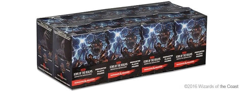 Dungeons & Dragons - Icons of the Realms Set 4 Monster Menagerie Booster Brick