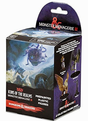 Dungeons & Dragons - Icons of the Realms Set 6 Monster Menagerie 2 Booster