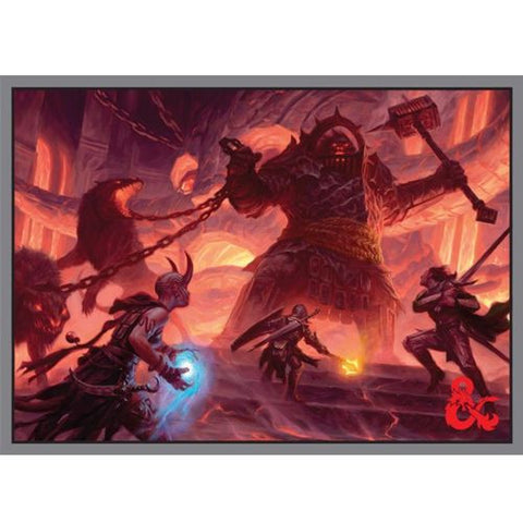 Dungeons and Dragons Fire Giant Standard Sized Sleeves 50ct
