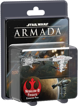 Star Wars - Armada - Nebulon-B Frigate Expansion Pack