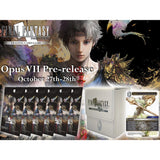 FINAL FANTASY TCG OPUS VII PRE-RELEASE KIT