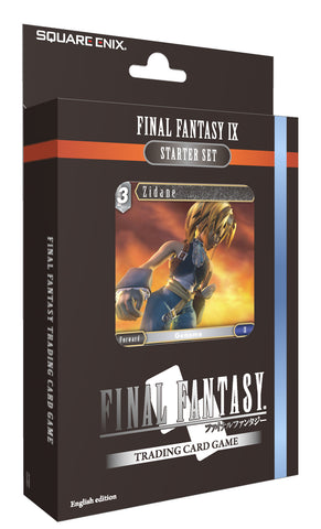 Final Fantasy Trading Card Game Starter Set Final Fantasy 9 (Release date 09/06/2017)