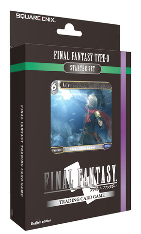 Final Fantasy Trading Card Game Starter Set Final Fantasy Type 0 (Release date 09/06/2017)